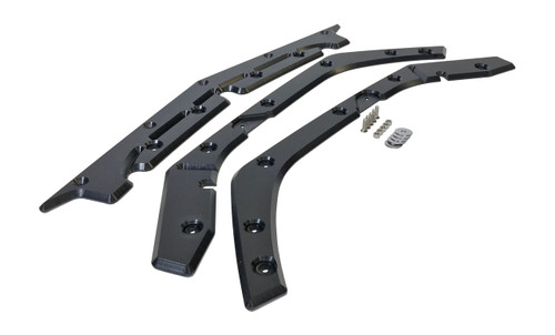Camaro ZL1 Protection Splitter Skid Plate Kit - ProTEKt