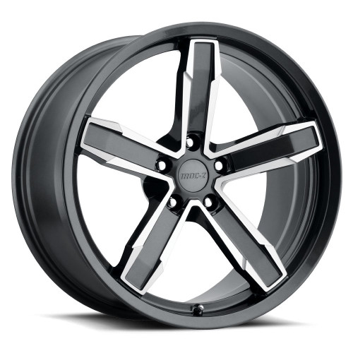 Camaro Z10 IROC Wheel Kit (Grey Machined Face)(Includes 4, Front & Rear) - Factory Reproductions