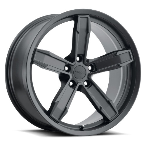 Camaro Z10 IROC Wheel Kit (Satin Black)(Includes 4, Front & Rear) - Factory Reproductions