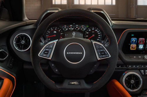 Camaro Hot Wheels Edition Steering Wheel - General Motors ...