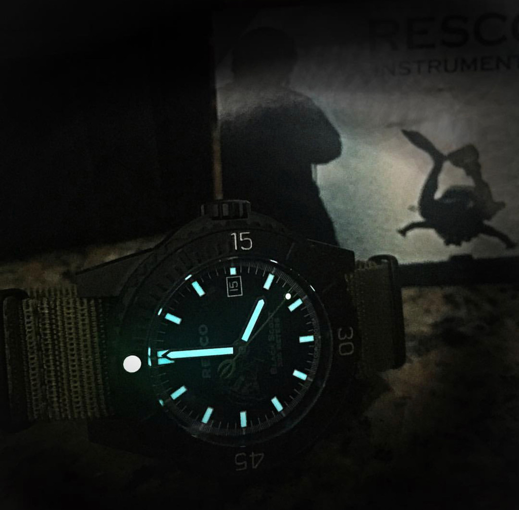 RESCO GEN2 PATRIOT BLACK SCOUT EDITION