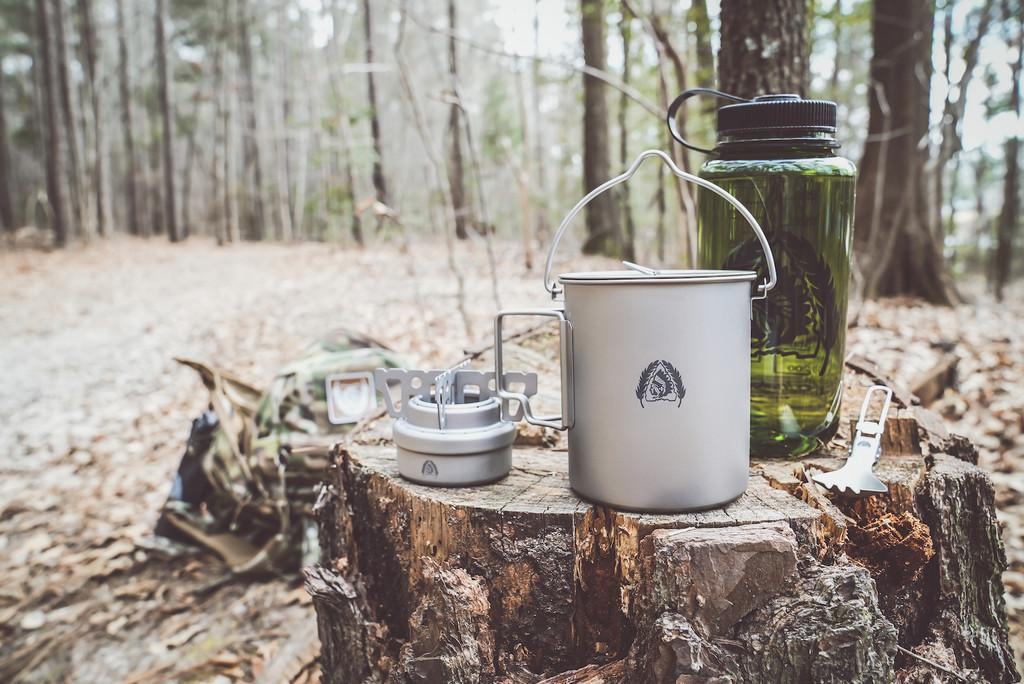 Mountaineer Mug (Titanium)