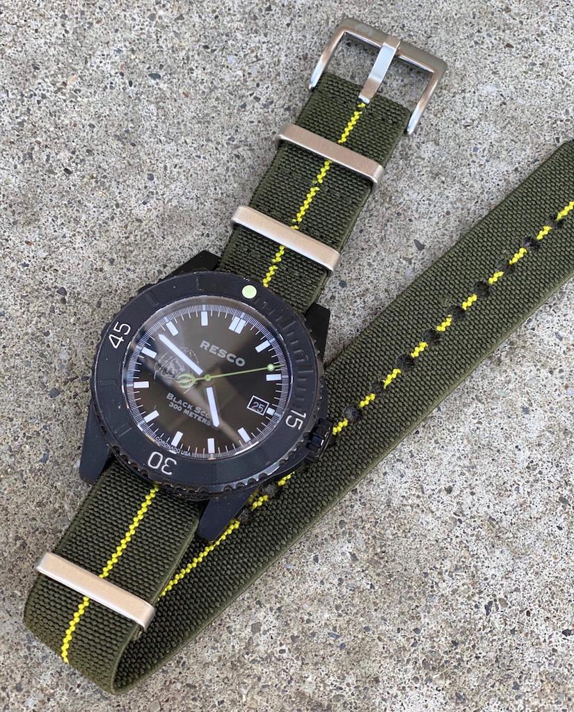 Marine Diver Strap