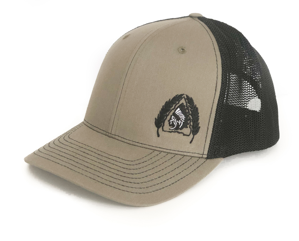 Black Scout Trucker