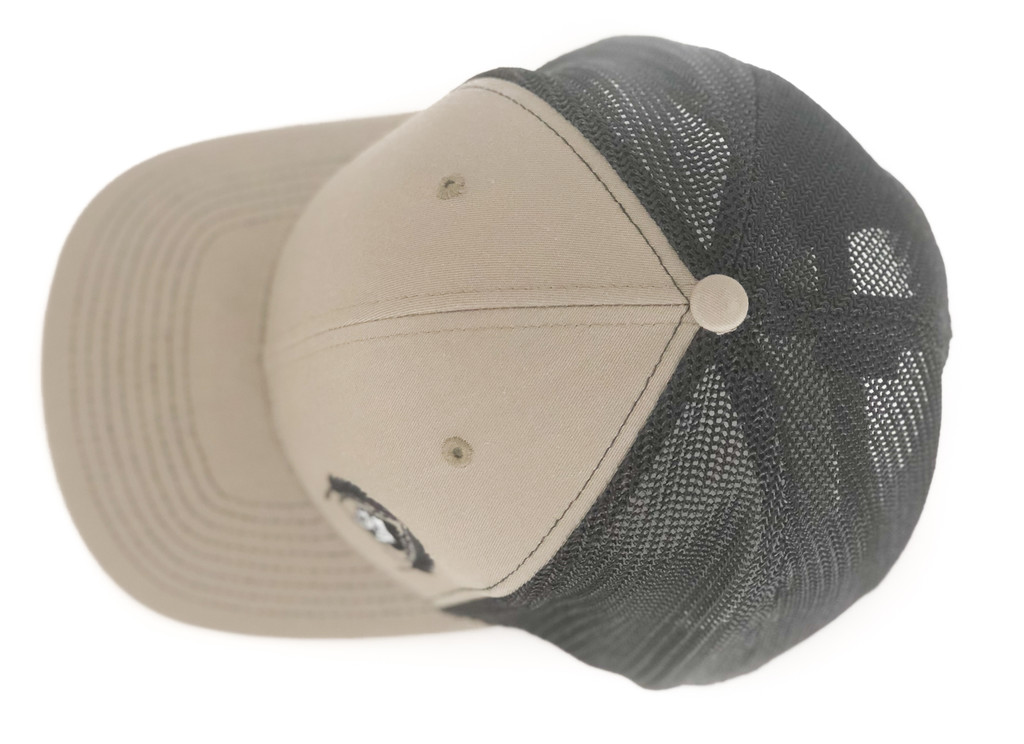 Black Scout Trucker (More Colors Available)