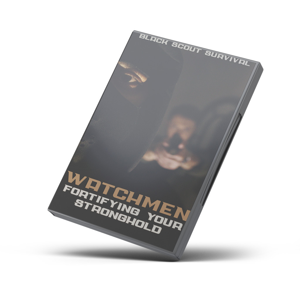 (DVD) WATCHMEN: Fortifying your Stronghold