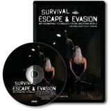 SURVIVAL ESCAPE AND EVASION DVD