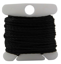 BLACK KEVLAR SURVIVAL CORD