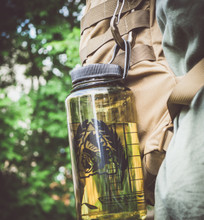 Black Scout Nalgene Bottle