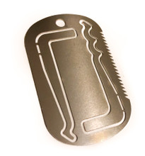 Dog Tag Entry Tool Set
