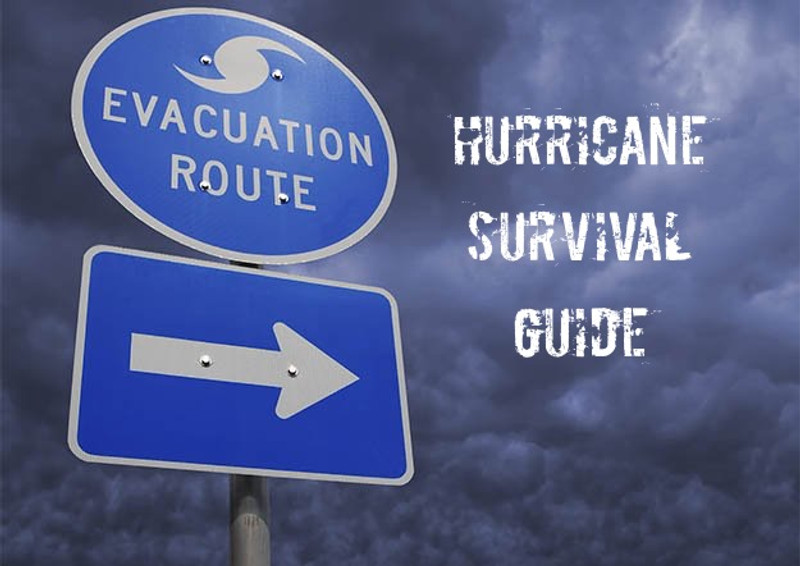 Hurricane Survival Tips