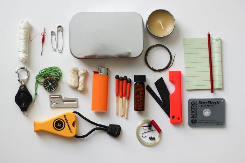 Building a Survival Tin