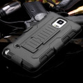 Samsung Galaxy S5 Military Style Rugged Armor Case with Optional Holster - 2