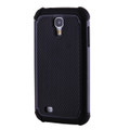 Samsung Galaxy S4 Heavy Duty Defender Case - Black