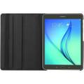 Black Premium Samsung Galaxy Tab S2 9.7 360 Degree Rotating Case - 3
