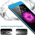 "Blue Apple iPhone 6 / 6S 4.7"" Full Cover Tempered Glass Screen Protector - 2"