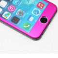 """Hot Pink Apple iPhone 6 / 6S 4.7"""" Full Cover Tempered Glass Screen Protector - 3"""