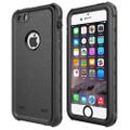 Apple iPhone 5 5S Waterproof Dirtproof Heavy Duty Case - Black - 2