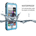Apple iPhone 5 5S Waterproof Dirtproof Heavy Duty Case - Blue - 4
