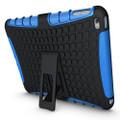 "Blue Shockproof Rugged Kickstand Smart Case for Apple iPad Pro 10.5"" 2017 - 2"