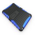 Blue Apple iPad Mini 4 Hybrid Rugged Heavy Duty Kickstand Protective Case Cover - 3