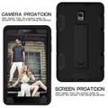 Samsung Galaxy Tab A 8.0 (2017) Heavy Duty Shockproof Stand Case  - 5
