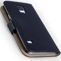 Samsung Galaxy S5 Wallet Case - Closed Back