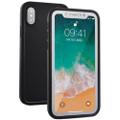 Black Water Resistant Full Body TPU Gel Case For Apple iPhone XR - 1