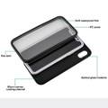Black Water Resistant Full Body TPU Gel Case For Apple iPhone XR - 2