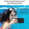 Black Water Resistant Full Body TPU Gel Case For Apple iPhone XR - 3