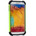 Green Samsung Galaxy Note 3 Heavy Duty Defender Case - 2