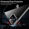 Clear Ultra Slim Soft TPU Gel Case Cover For iPhone 11 - 3