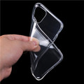 Clear Ultra Slim Soft TPU Gel Case Cover For iPhone 11 - 5