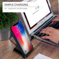 Fast Wireless Charger Qi-Certified 10W Wireless Charging Stand - 6