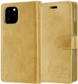Gold iPhone 11 Pro Mercury Mansoor Diary Card Holder Wallet Case - 6