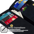 Navy Mercury Mansoor Diary Wallet Case For iPhone 11 Pro MAX - 2