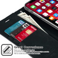 Navy Mercury Mansoor Diary Wallet Case For iPhone 11 Pro MAX - 3