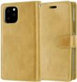 Stylish Gold iPhone 11 Pro MAX Mercury Mansoor Diary Wallet Case - 6