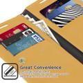 Gold Galaxy S20+ / S20+ 5G Genuine Mercury Mansoor Wallet  Case - 2