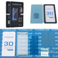 Galaxy S20 PUREGLAS 3D Full Cover Tempered Glass Screen Protector - 2