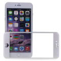 Silver iPhone 6 / 6S Metal Frame Tempered Glass Screen Guard - 4