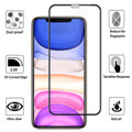iPhone XS Max PUREGLAS Full Cover Tempered Glass Screen Protector - 2