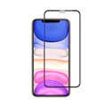 iPhone XS Max PUREGLAS Full Cover Tempered Glass Screen Protector - 3