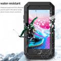 Apple iPhone XR Water Resistant Heavy Duty Full Body Metal Case - 2