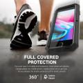 Apple iPhone XR Water Resistant Heavy Duty Full Body Metal Case - 6