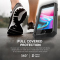 Apple iPhone XS Max Water Resistant Heavy Duty Full Body Metal Case - 6