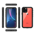 Black iPhone 11 Pro Waterproof Dirtproof Shock Proof Case - 2