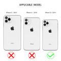 Black iPhone 11 Pro Waterproof Dirtproof Shock Proof Case - 6