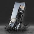Black Samsung Galaxy S10 Waterproof Dirtproof Shock Proof Case - 4