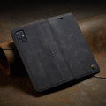 Black Galaxy A51 CaseMe Compact Flip Exceptional Wallet Case Cover - 4